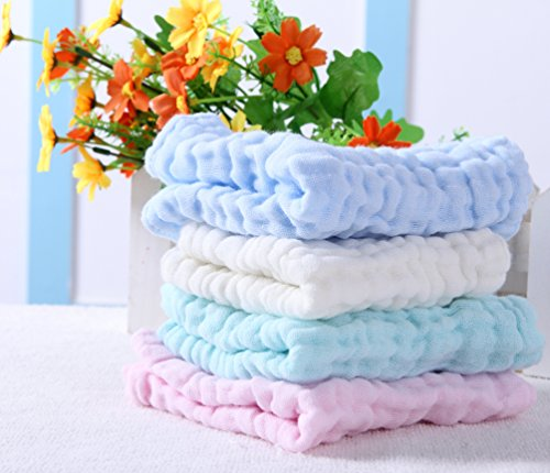 10-Pack-Baby-Muslin-Cotton-Square-Towels-118-X-118-Deluxe-Soft-6-Layer-Breathable-Gauze-Cotton-Best-Baby-Washcloths-Towel-Wipes-Premium-Reusable-Wipes-Care-For-Dry-And-Sensitive-Skin