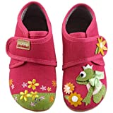 Living Kitzbhel Baby Klettschuh Frosch & Blumenwiese 2300 Baby Mdchen Lauflernschuhe