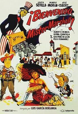 Welcome Mr. Marshall ( ¡Bienvenido, Mister Marshall! ) ( Bienvenido Mr. Marshall ) [ NON-USA FORMAT, PAL, Reg.2 Import - Spain ]