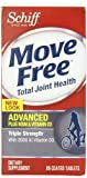 Move Free Advanced Plus MSM & Vitamin D  - 80 Count