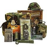 Kids Army Camouflage Dschungel-Erforscher-Kit