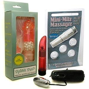 Wascally Wabbit Vibrator Adult Sex Toy Kit