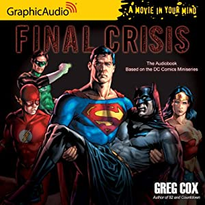 DC Comics Final Crisis by Greg Cox