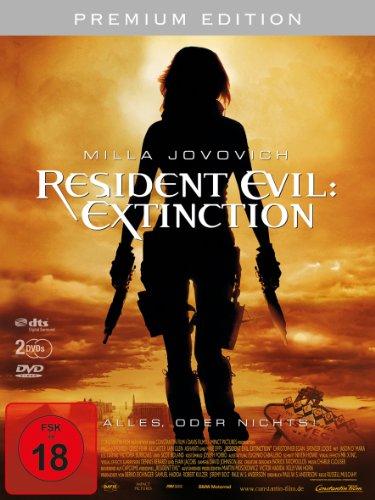 Resident Evil: Extinction (Premium Edition) [2 DVDs]