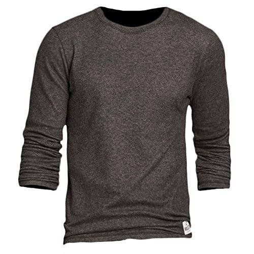 hollister-herren-hobson-waffle-t-shirt-langarmshirt-langarm-shirt-hemd-grosse-large-grau-612977613
