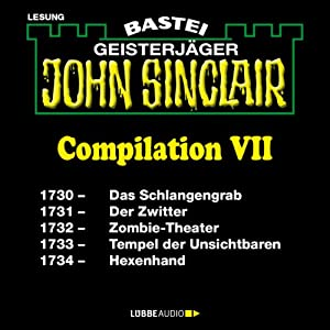 John Sinclair Compilation VII Hörbuch