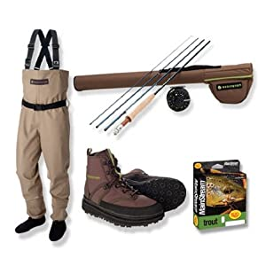 Redington Youth Fly Fishing Outfit by Redington