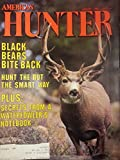 img - for American Hunter Magazine August 1982 book / textbook / text book
