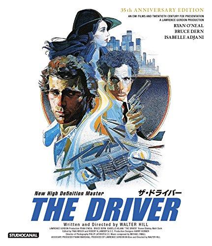 ザ・ドライバー〈制作35周年HDニューマスター版〉Blu-ray[Blu-ray/ブルーレイ]