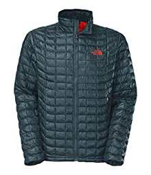 The North Face ThermoBall Full Zip Jacket (Large, Conquer Blue)