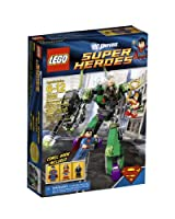 LEGO Super Heroes Superman Vs Power Armor Lex 6862 from LEGO Superheroes
