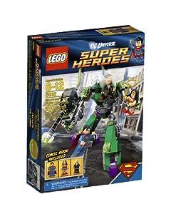 LEGO Super Heroes Superman Vs Power Armor Lex 6862