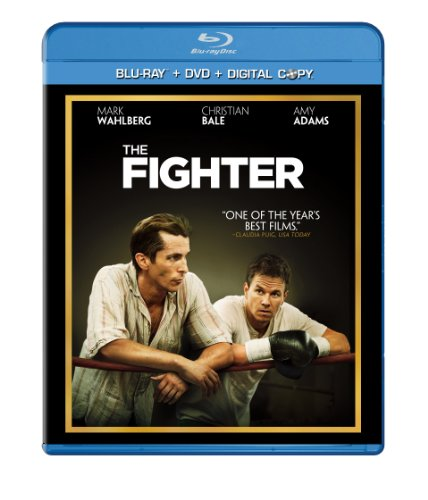 Cover art for  The Fighter (Two-Disc Blu-ray/DVD Combo)