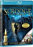 Scrooge - Blu-ray w/ BONUS 2nd Disc DVD: A Christmas Wish