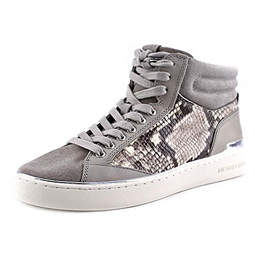 Michael Kors Kyle High Top, Sneaker donna 1 grigio Size: EU 39 (US 9)