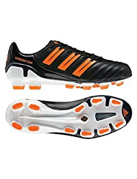 Men Adidas adipower Predator TRX FG Soccer Cleats Slime / Dark Indigo / White V23527