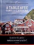 � TABLE AVEC CAMILLA L�CKBERG