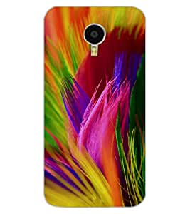 ColourCraft Colourful Image Design Back Case Cover for MEIZU M3 NOTE