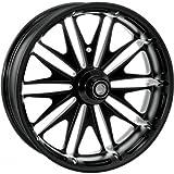RSD Boss Black Ops 18x5.5 Rear Wheel , Color: Black, Position: Rear, Rim Size: 18 12597814RBSSSMB
