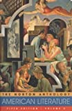 img - for Norton Anthology of American Literature by Wayne Franklin (1998-04-01) book / textbook / text book