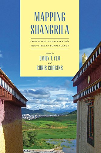 Mapping Shangrila: Contested Landscapes in the Sino-Tibetan Borderlands (Studies on Ethnic Groups in China)