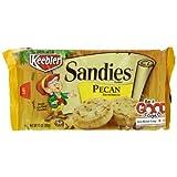 Keebler Pecan Sandies Cookies, 13   Oz (Pack of 6)
