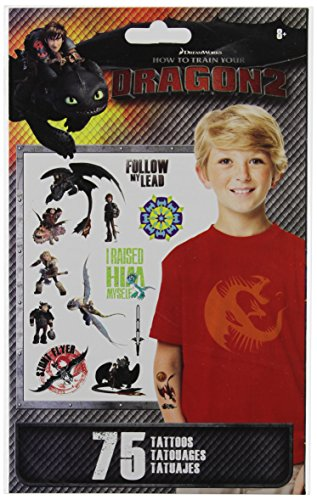 How To Train Your Dragon 2 Tattoos 75 Ct