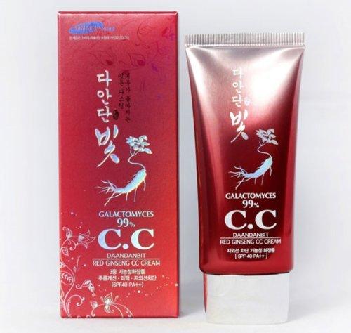 Red Ginseng Cc Cream Galactomyces 99% Cc Cream 50Ml Spf 40
