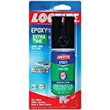 Loctite Epoxy Extra Time Gel 0.85-Fluid Ounce Syringe (1405603)