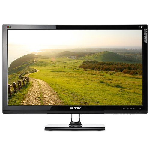 "Qnix Qx2710 Led Evolution Ll 27"" 27 Inch 2560X1440 Samsung Pls (Lg Ips) Matt Screen Panel Pc Monitor *Perfect Pixel"