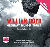 William Boyd Ordinary Thunderstorms (unabridged audio book)