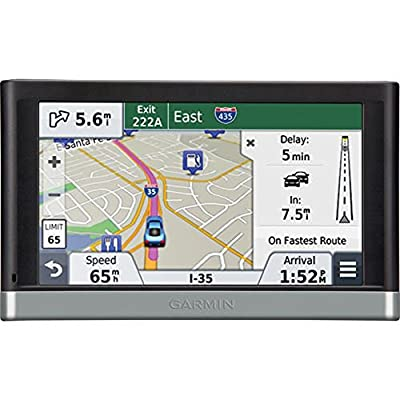 "Garmin Nuvi 2598LMTHD Advanced Series 5"" GPS Navigation System with Bluetooth (Certified Refurbished)"