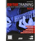 "Guitar Training Rock: Das ultimative Trainingsprogramm f�r die E-Gitarrevon ""Helmut Hage"""