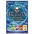 Percy Jackson: Complete Series Box Set