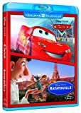 Pack Cars + Ratatouille [Blu-ray] [Region Free]