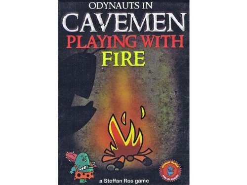 Playing with fire of caveman (japan import)