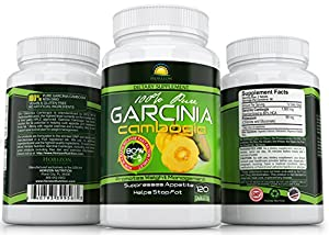 Horizon Nutrition Pure Garcinia Cambogia Extract 80 Hca Natural Appetite Suppressant Formula 1500mg Per Serving - 120 Count Rapid Release Fast Action Tablets The Best Extra Strength Weight Loss Supplements And Improved Formula Slim Down With These Natural