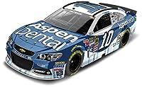 Lionel Racing C105821AODP Danica Patrick #10 Aspen Dental 2015 Chevy SS 1:24 Scale ARC HOTO Official NASCAR Diecast Car