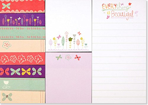 Everything Is Beautiful Sticky Notes Portfolio