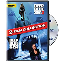 Deep Blue Sea / Deep Blue Sea 2 2-Film Collection