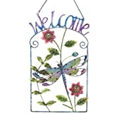 Welcome Sign Dragonfly - Regal Art #10174