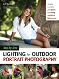 img - for Step-by-Step Lighting for Outdoor Portrait Photography book / textbook / text book