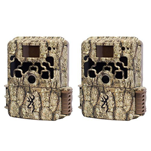 (2) Browning DARK OPS Sub Micro Trail Game Camera (10MP)   BTC6