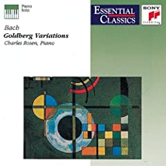 Goldberg Variations, BWV 988: Var. 17 a 2 Clav.