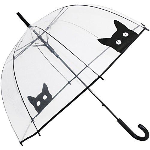 peek-a-boo-clear-see-through-dome-umbrella-black-cat