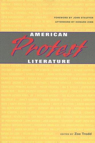 American Protest Literature (The John Harvard Library)