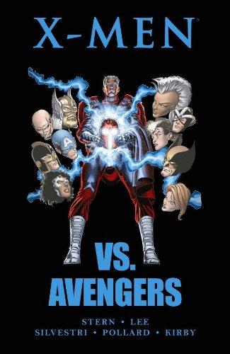 X-Men VS. Avengers Stan Lee Roger Stern Keith Pollard Marc Silvestri Marvel C