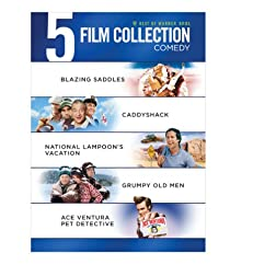 Best of Warner Brother's 5 Film Collection Comedy