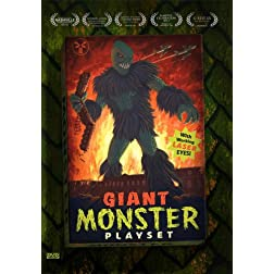 Giant Monster Playset