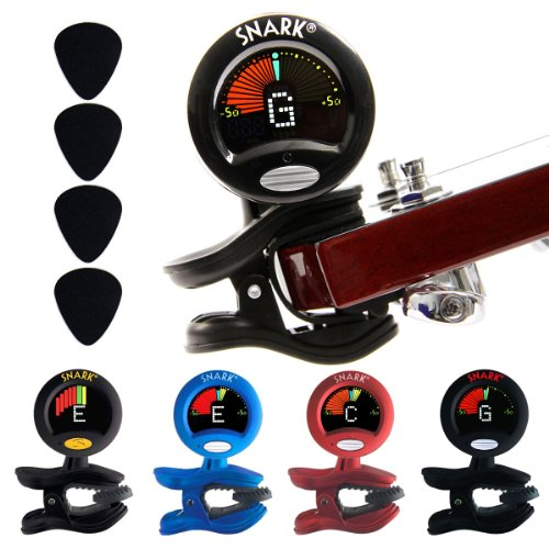Snark-SN-2-All-Instrument-Clip-On-Chromatic-Tuner